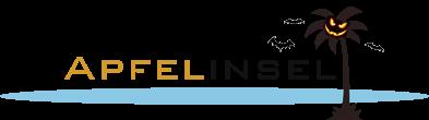 Logo der Apfelinsel